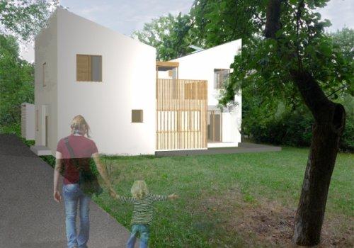 Neubau Wohnhaus Scharnweberstr. 9,…