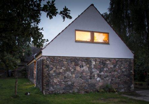 Wohnungseinbau in Bestandsgebäude Dorfaue…