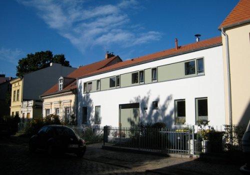 Neubau eines Einfamilien-Wohnhauses in…