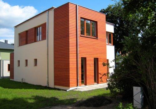 Neubau Einfamilien-Wohnhaus Winter/Dr.Lehmann, Berlin-Friedrichshagen