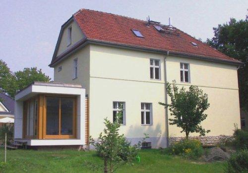 Erweiterung eines Wohnhauses in…
